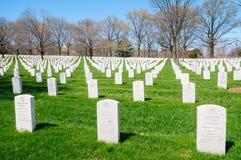 Arlington National Cemetery,. Virginia Washington War Royalty Free Stock Images