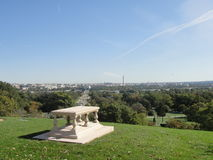 Arlington National Cemetery. In Washington DC Royalty Free Stock Photography