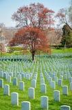 Arlington National Cemetery,. Washington DC Stock Photos