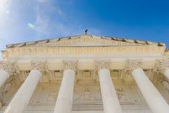 Arlington National Cemetery, Washington Stock Image