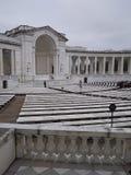 Arlington-nationaler Friedhof in Arlington Virginia lizenzfreies stockbild