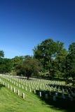 Arlington-nationaler Kirchhof lizenzfreie stockbilder