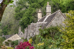 Arlington Row in Bibury Stock Photos