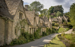 Arlington Row, Bibury Stock Photos