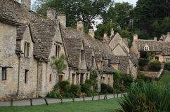 Arlington Row, Bibury Royalty Free Stock Images
