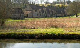 Arlington Row Cottages Stock Photos
