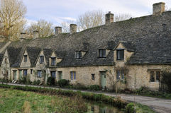 Arlington Row weavers cottages Royalty Free Stock Images