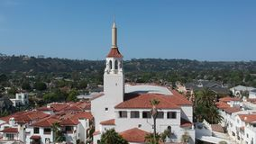 A Arlington Santa Barbara vídeos de arquivo