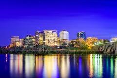 Arlington Skyline Stock Photo