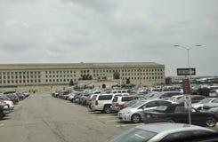 Arlington, Virgínia, o 5 de julho: A construção do Pentágono de Arlington em Virgínia EUA Fotografia de Stock