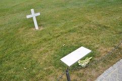 Arlington, Virginia, am 5. Juli: Robert Kennedy Tomb in Arlington-Kirchhof von Virginia USA lizenzfreie stockfotografie