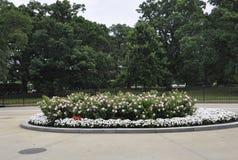 Arlington, Virginia, Lipiec 5th: Arlington cmentarza krajobraz od Virginia usa Obrazy Stock
