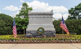 Arlington, Virginia - są Cywilnej wojny nieznane Pomnikowi zdjęcia royalty free