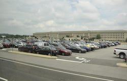 Arlington,Virginia,5th July: The Pentagon building from Arlington in Virginia USA Stock Photo