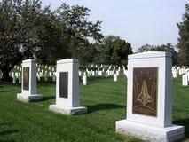 Arlingtonbegraafplaats Colombia en Eiser-Gedenkteken 2004 Stock Afbeeldingen