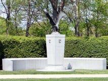 Arlingtonbegraafplaats het 101ste Gedenkteken In de lucht 2010 Stock Fotografie