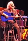 Arlo Guthrie, Woodstock-Legende stock afbeelding