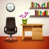 Armário do design de interiores Foto de Stock