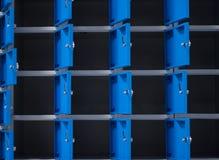 Armários do metal Fotos de Stock