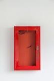 Armários para extintores Foto de Stock