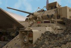 armébehållare Royaltyfri Foto