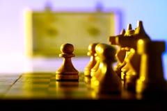 Armée d'échecs Image stock