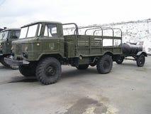 Armée d'Ukrainien de GAZ Images libres de droits