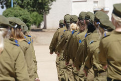 Armée de la défense de l'Israël Image libre de droits