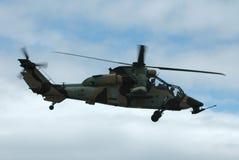 Armée de militaires d'hélicoptère Photo stock