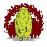 Armée de mutant de porcs images stock