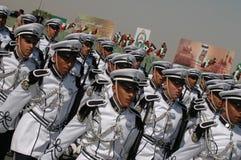 armékuwait show royaltyfri fotografi