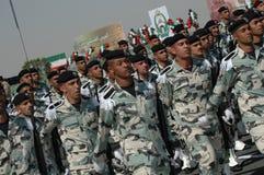 armékuwait show fotografering för bildbyråer