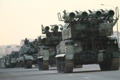 armémilitärryss Royaltyfri Bild