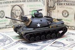 Armén tankar Arkivfoto