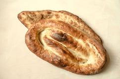 Arménien plat Matnakash de gâteaux et pain géorgien Shoti Images stock