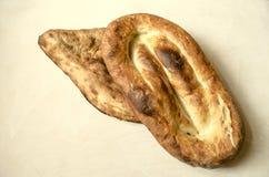 Arménien traditionnel Matnakash de pain et pain géorgien Shoti Photo stock
