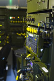 arméutrustningintelligens Royaltyfria Bilder
