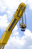 The arm of the crane Royalty Free Stock Photos