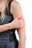 Arm pain Royalty Free Stock Photo