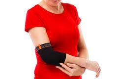 Arm-Schmerz Lizenzfreie Stockfotos