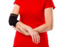 Arm-Schmerz Stockfoto