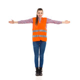 Arm Signal Number Eight Stock Images