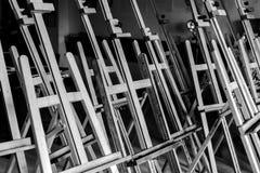 Armações no estúdio Imagens de Stock Royalty Free