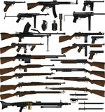 Arma Fotografia de Stock Royalty Free