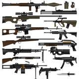 Arma ilustração stock