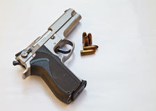 Arma Fotografia de Stock