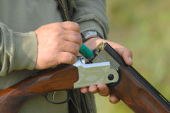 Arma immagine stock