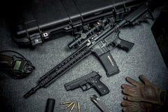arma Fotografia Stock Libera da Diritti