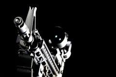Arma AR-15 Imagenes de archivo