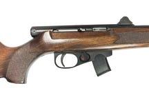 Arma automatica Immagine Stock Libera da Diritti